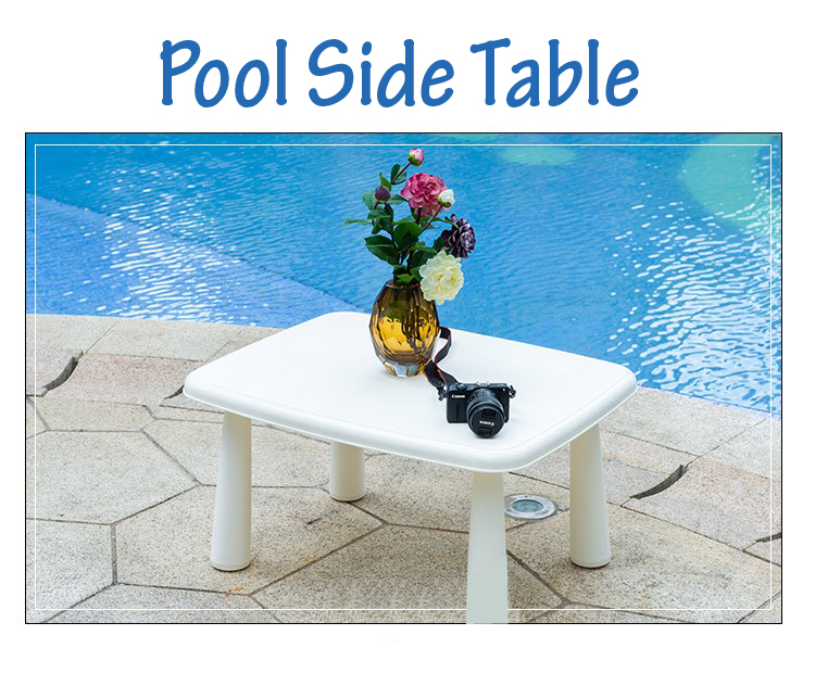 Pool Side Table